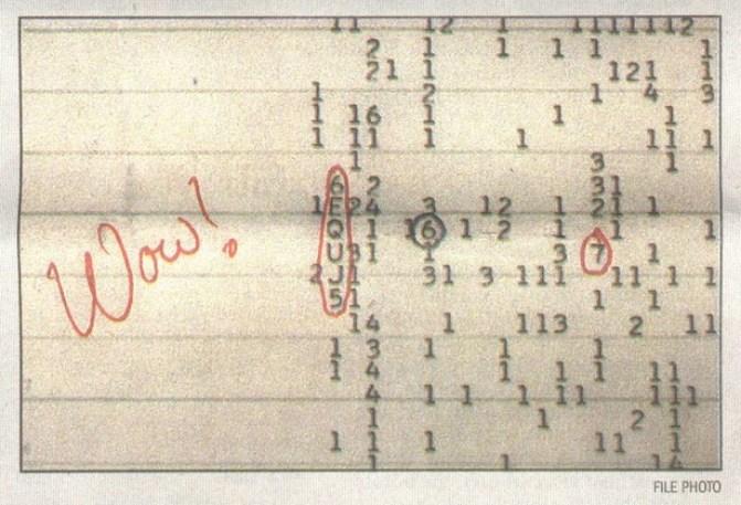 Especialistas russos afirmam ter decifrado o sinal alienígena 'Wow!'