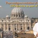 Papa Francisco: Evolução de vida extraterrestre inteligente faz parte do plano de Deus  18