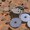 NASA encontra sonda britânica que se perdeu em Marte há 11 anos 1