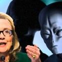 Entusiastas de OVNIs / UFOs querem Hillary Clinton como presidente dos EUA 14