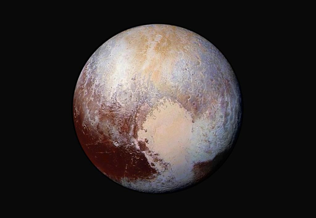 Plutão começou como um planeta quente, com oceanos - novo estudo