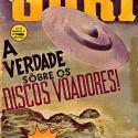 """Revista """"O Guri"""": OVNIs / UFOs da década de 1950 1"""