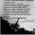 CIA dá dicas de como investigar OVNIs / UFOs 46