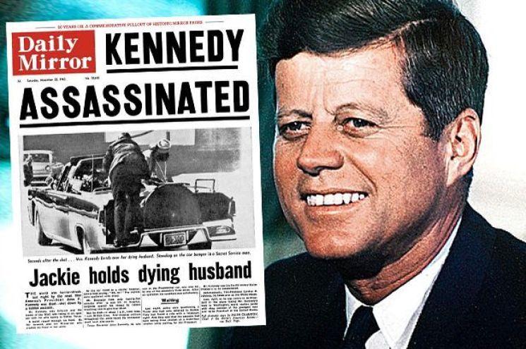 Conexão JFK-OVNI: quando tudo começou e quem eram as pessoas principais?