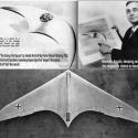 Kenneth Arnold teria visto uma nave de outro mundo ou um avião proveniente da tecnologia do IIIº Reich? 1