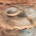 Descoberta surpreendente: Estaria a vida alienígena se escondendo em cratera de Marte? 1