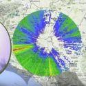 Anomalia climática é detectada por radar na Croácia, dois dias antes de intensa tempestade de raios na Europa 25