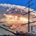 Nuvem assombrosa causa pânico de invasão alienígena na Colômbia 1