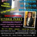 V Jornada de Estudos Ufológicos de 2016 em Minas Gerais - Brasil 67