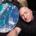 Teria o astronauta Scott Kelly admitido ter visto alienígenas no espaço? 35
