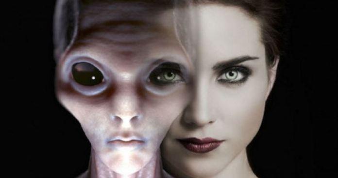 características de híbridos humanos/alienígenas