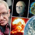 Os humanos não sobreviverão por mais 1.000 anos, diz Stephen Hawking 37