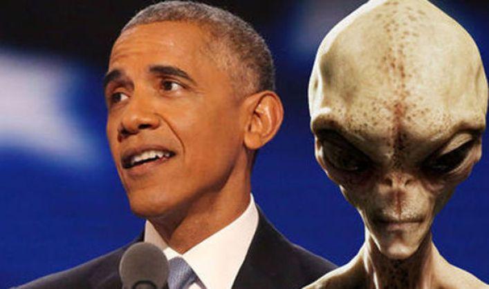 Obama praticamente confirma existência de OVNIs em entrevista