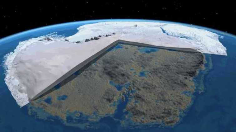 ETs construíram bases subterrâneas na Antártica para fazer experiências com humanos