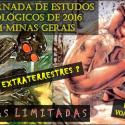VI Jornada de Estudos Ufológicos de 2016 em Minas Gerais - Brasil 64