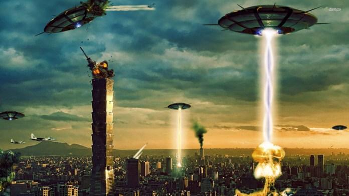 Haverá uma falsa invasão alienígena após esgotarem as cartas de controle global?