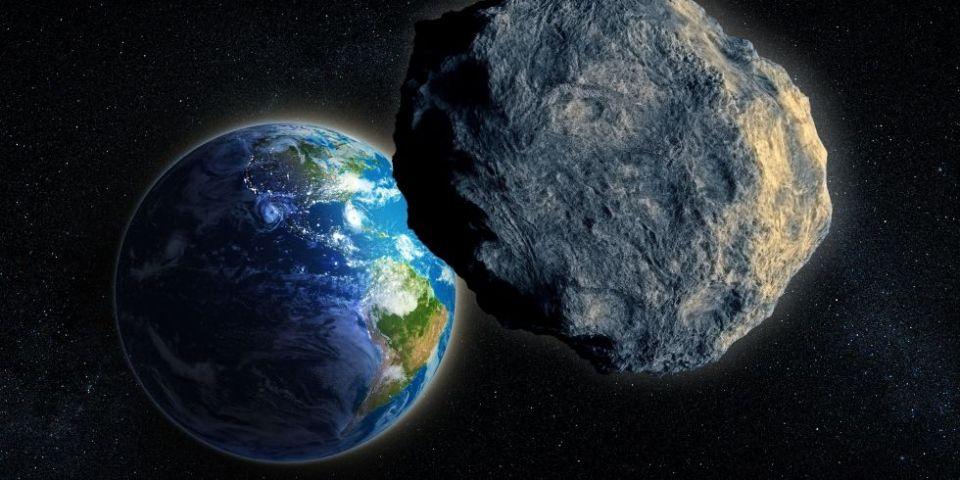 asteroides passarão perto da Terra