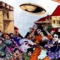 12 avistamentos fascinantes de OVNIs da história antiga 22
