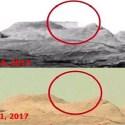 Prédio em Marte é apagado da foto pela NASA 24