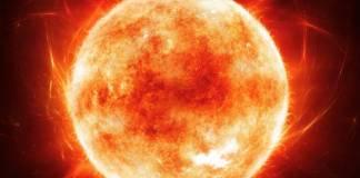 sonda para alcançar o Sol