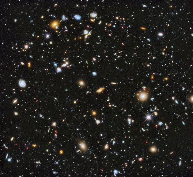 civilizações alienígenas Padrões das galáxias espirais mostram que a estrutura do universo não é aleatória