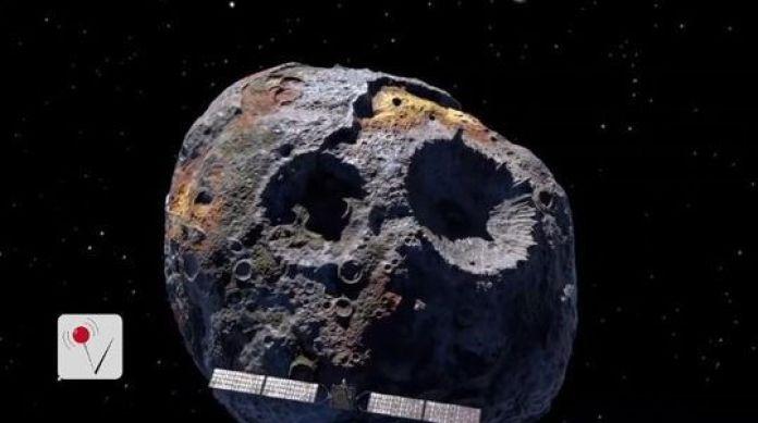 asteroide que pode mudar nosso mundo 16 Psyche, o planeta fracassado, está cada vez mais sendo estudado