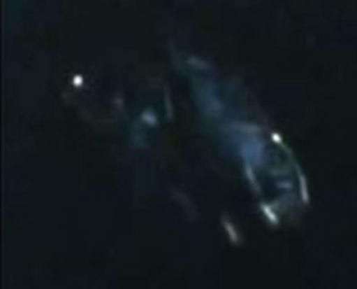 satélite alienígena