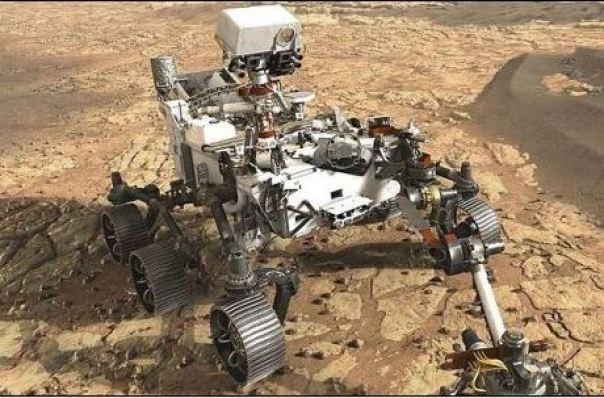 Mars 2020 será lançado em 7 meses atrás de sinais de vida antiga em Marte