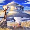 Teriam ETs de Vênus feito contato em 1952? 33