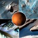 Oceanos de gelo são encontrados em Marte 5