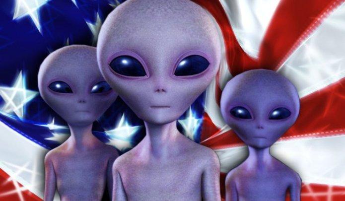 Em 2020, tudo é possível. E o governo dos EUA pode provar que alienígenas existem.