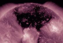 Acobertamento da NASA? Energia do Sol está sendo drenada