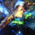 Teriam os astrônomos recém detectado uma batalha real no espaço sideral? 9