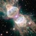 Sinais de laser são detectados no centro de nebulosa 23