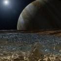 Vida pode existir a 1 cm abaixo da superfície de lua de Júpiter, diz a NASA 6