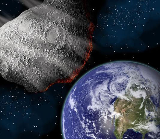 "NASA emite alerta de asteroide ""potencialmente perigoso"""