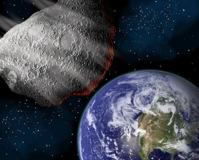 """NASA emite alerta de asteroide """"potencialmente perigoso""""  Asteroide passa entre satélites em um dos voos mais próximos já registrados 2020 JJ"""
