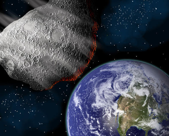 "NASA emite alerta de asteroide ""potencialmente perigoso"" Asteroide tem chance de atingir a Terra em outubro, diz NASA"
