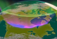 Misterioso brilho no céu sobre o Canadá deixa cientistas intrigados