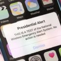 Alerta eletrônico do Presidente dos EUA será testado hoje