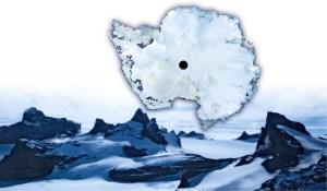 polo sul antártica 1