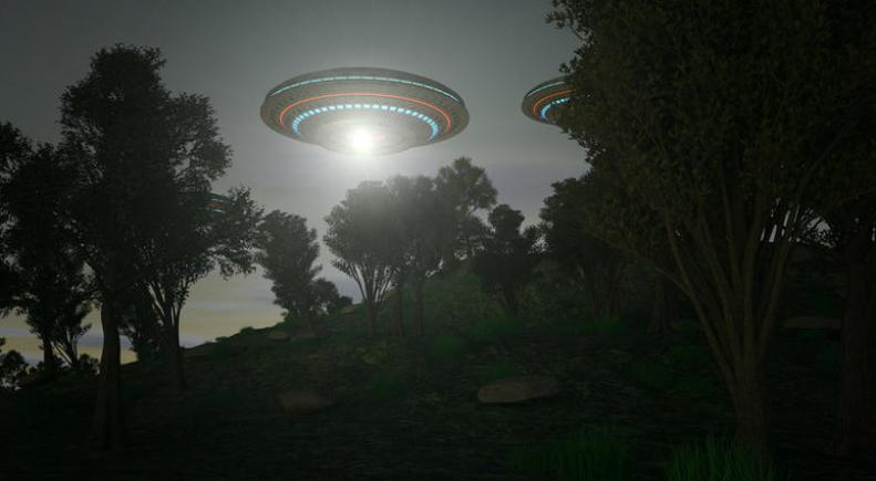 Se os OVNIs são espaçonaves alienígenas, o que estão fazendo na Terra?