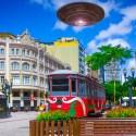 Curitiba é considerada a capital brasileira dos avistamentos de OVNIs 26