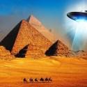 """A Grande Pirâmide foi construída por um """"deus extraterrestre"""" - dizem pesquisadores, com base em textos antigos 31"""