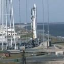 OVNI é visto perto de foguete  e NASA aprova lançamento mesmo assim 20