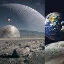 Asteroides incomuns podem ser estações espaciais extraterrestres 1