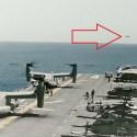 Encontro com OVNIs têm sido reportado por vários pilotos, diz Marinha dos EUA 6