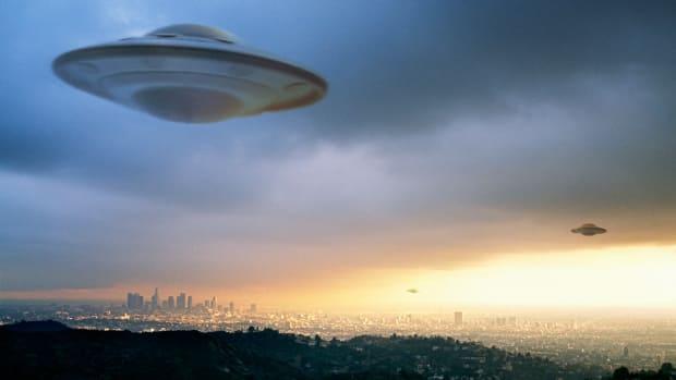 Os alienígenas estão mesmo entre nós