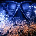 Teria mergulhador registrado sua morte ao 'ver' uma entidade misteriosa no fundo do mar? 4
