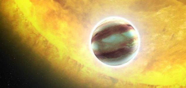 """""""Planeta Proibido"""" é encontrado onde não poderia estar"""